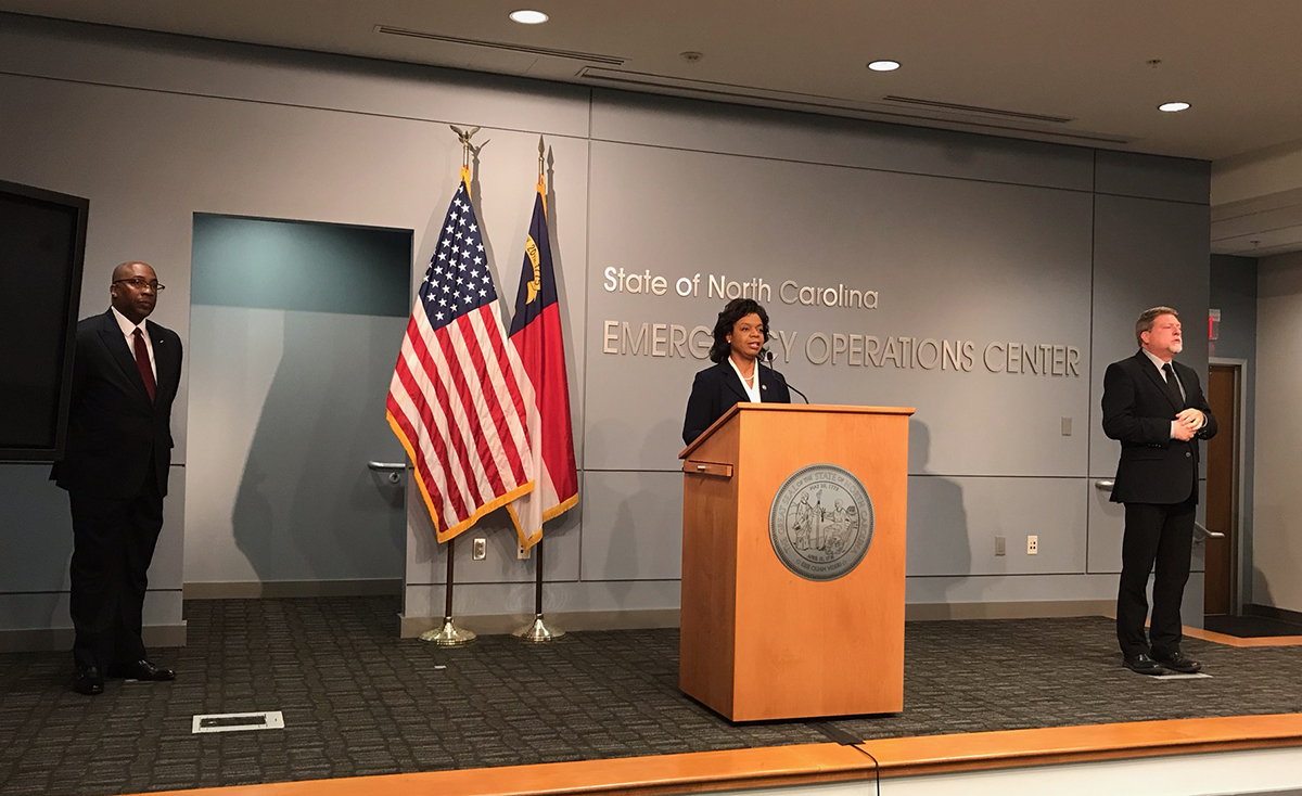 May 21 Press Conference - Chief Justice Cheri Beasley