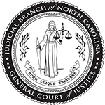 Judicial Branch Seal - Black and White