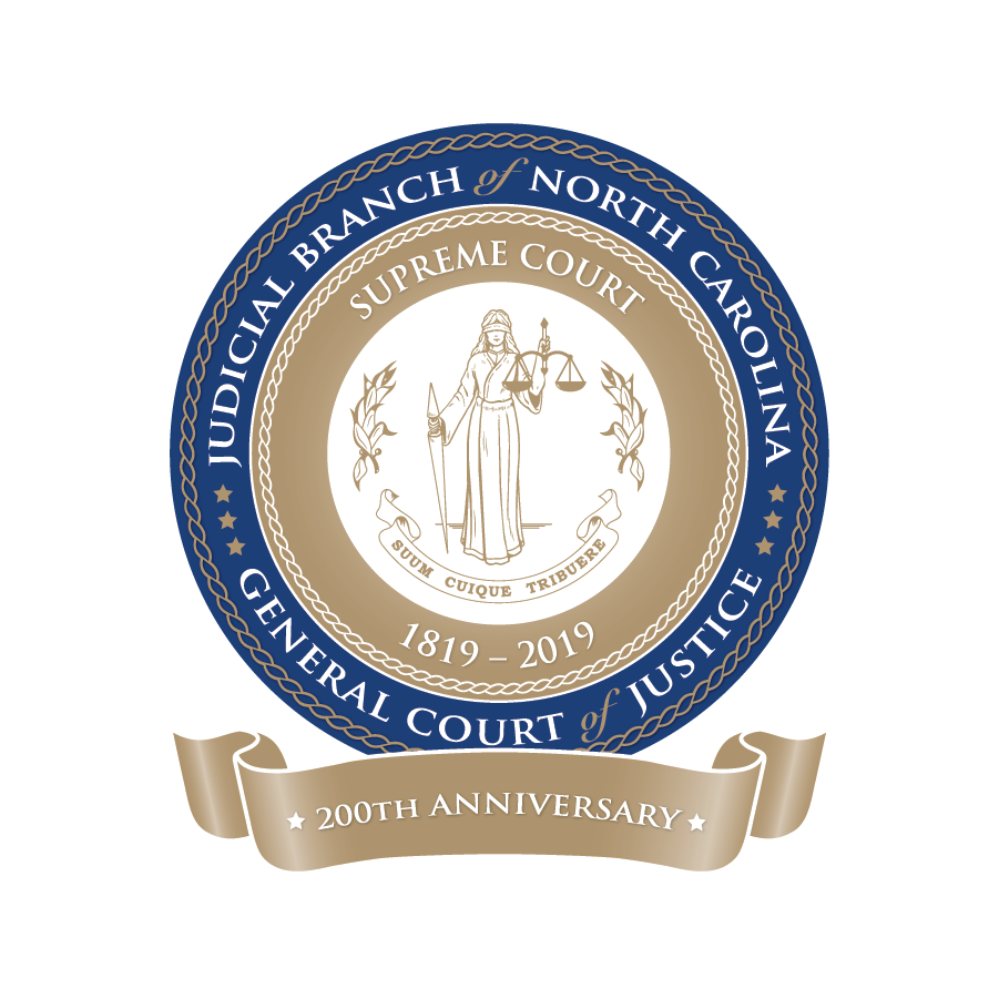 Supreme Court 200th Anniversary seal