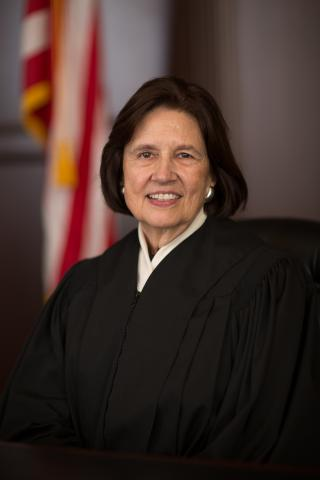Chief Judge Linda McGee