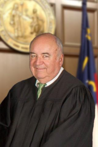 Judge Robert Hunter
