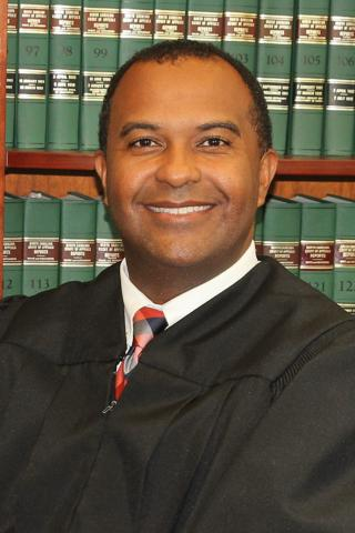 Judge Fred Gore