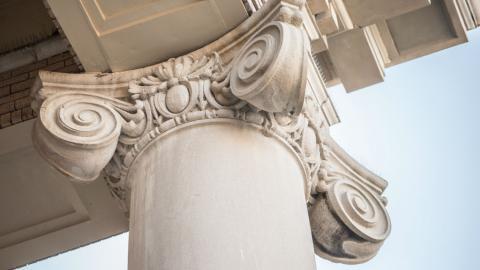 courthouse column