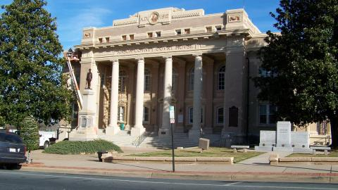 Anson County Courthouse