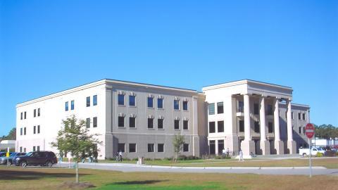 Brunswick County Courthouse | North Carolina Judicial Branch