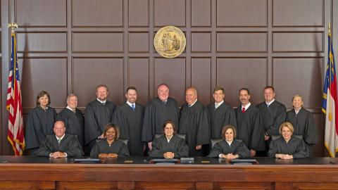 Court of Appeals judges
