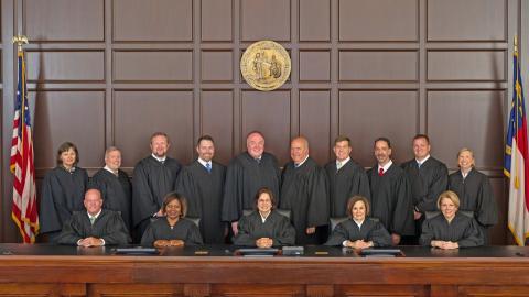 Court of Appeals | North Carolina Judicial Branch