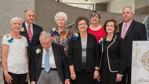 Judicial Branch employees honored