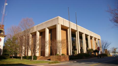 Cabarrus County Courthouse