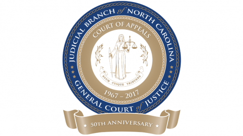 Court of Appeals 50th anniversary seal