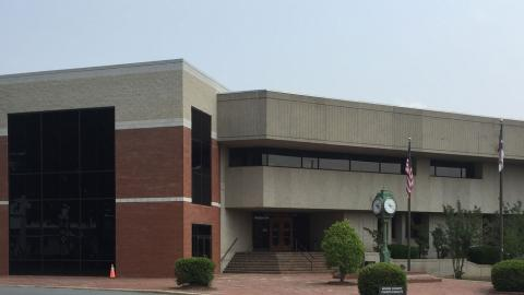 Moore County Courts Facility Building