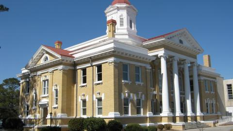 Duplin County Courthouse