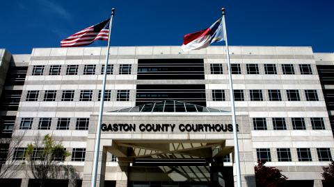 Gaston County Courthouse