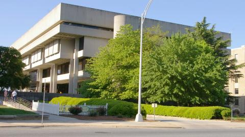 Guilford County Courthouse | North Carolina Judicial Branch