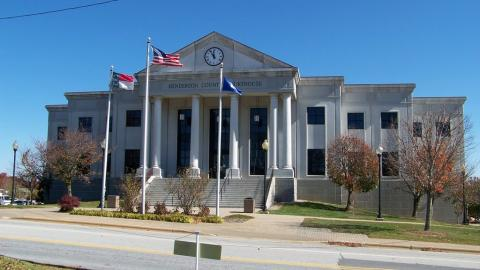 Henderson County Courthouse | North Carolina Judicial Branch