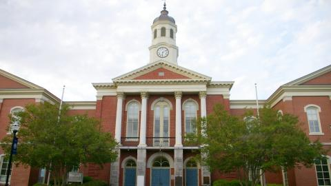 Pasquotank County Courthouse | North Carolina Judicial Branch