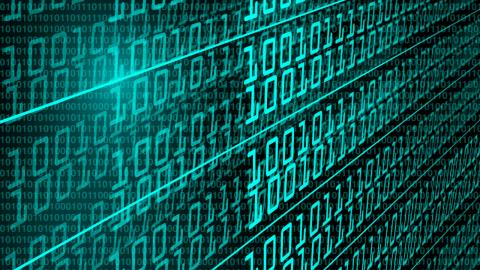 technology binary code