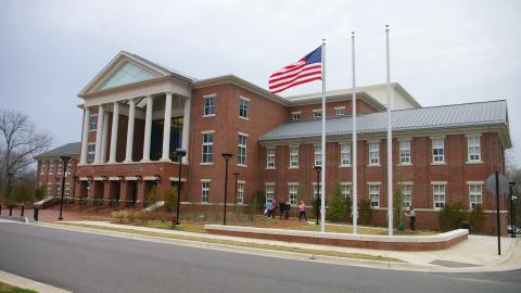 Chatham County Justice Center