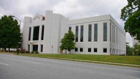 Guilford County Courthouse - High Point