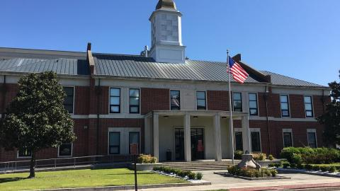 Onslow County Courthouse