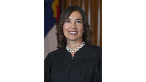 Associate Justice Anita Earls