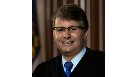 Chief Justice Mark Martin