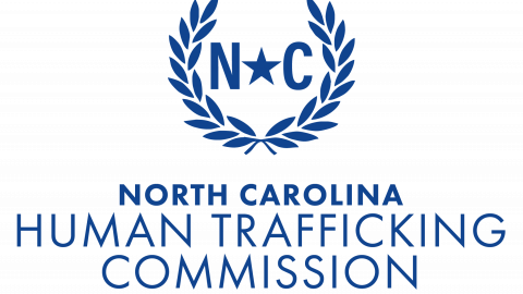 Human Trafficking Awareness Logo