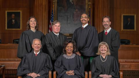 Supreme Court Justices Spring 2019