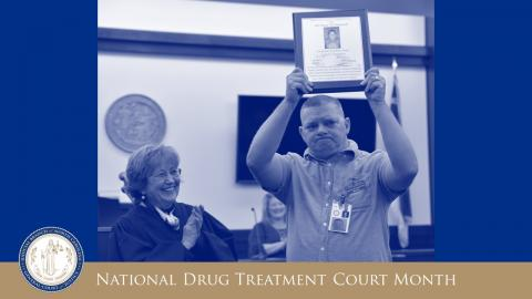 May is National Drug Treatment Court Month
