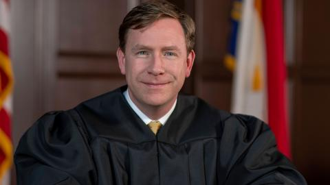 Judge Christopher Brook