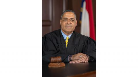 Judge Reuben F. Young