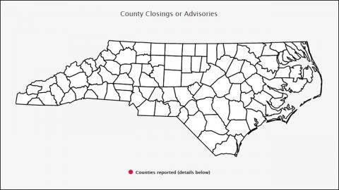 Court Closings and Advisories