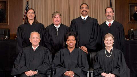 Supreme Court of North Carolina in Winston-Salem