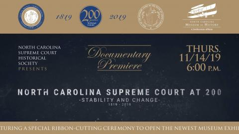 Supreme Court at 200 Documentary