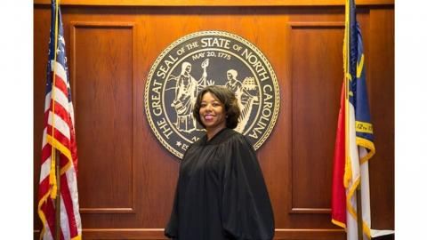 Judge Ola M. Lewis
