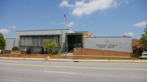 Davidson County Courthouse