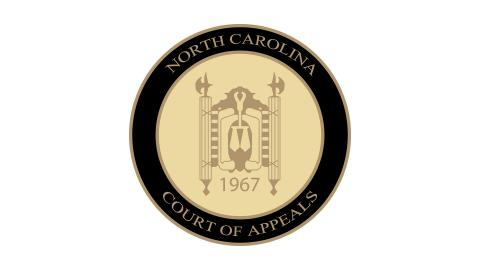 Seal of the North Carolina Court of Appeals