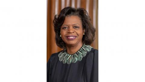 Chief Justice Cheri Beasley