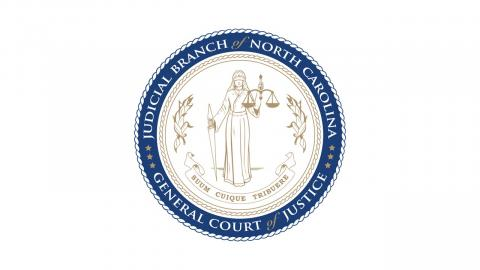 North Carolina Judicial Branch seal