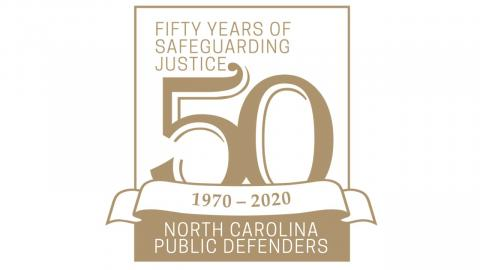 Public Defender 50th Anniversary
