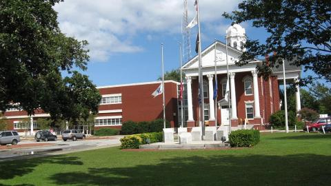 Carteret County Courthouse