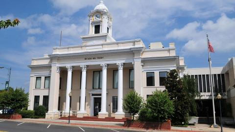 Davie County Courthouse