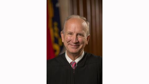 Chief Justice Paul Newby