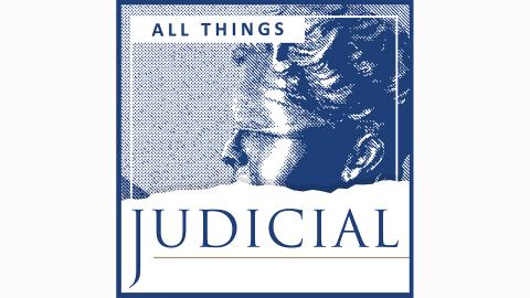 All Things Judicial Logo