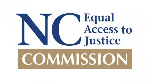 NC Equal Access to Justice Commission Logo